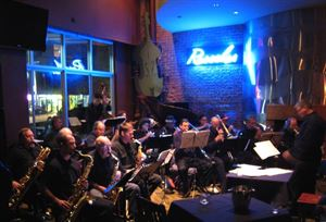 3 Hour Band Package, City Swing, San Francisco — Rassela's Jazz Club