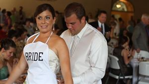 The Prince, Excelsior Video & DJ Services, Louisville — Bride & Groom