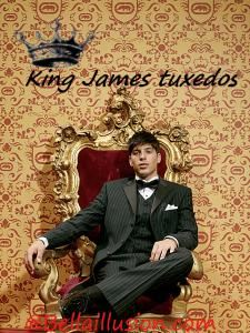 king james tuxedo, Riverside