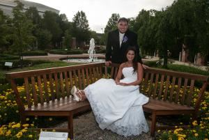 Black Eyed Susan Wedding Package, Samuel Riggs IV Alumni Center, College Park