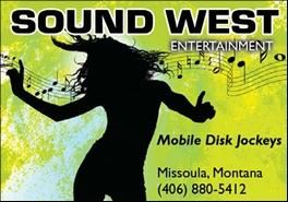Sound West Entertainment