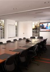 Shipp-Wantz Conference Room, Samuel Riggs IV Alumni Center, College Park