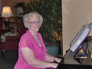 Betty Near  Pianist  Grand Rapids
