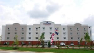 Candlewood Suites Wake Forest