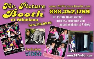 Mr Picture Booth of Michiana