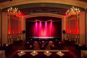 The Grand Room, Columbia Theatre, New Westminster