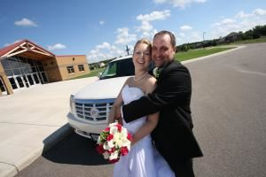 Wedding Standard, DJ Sound Productions And Entertainment DJ & Karaoke, Minneapolis — Our wedding couple!