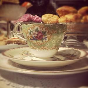 The Vintage Tea & Cake Company