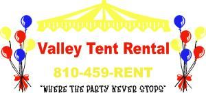 Valley Tent Rental, Goodrich