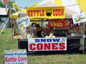 KP's Kettle Corn & Concession