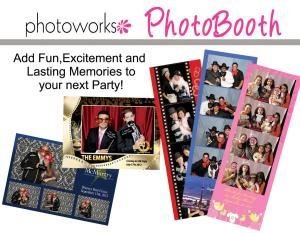 Photo Booth, Photoworks, Toronto — Photo Booth Flyer