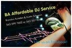 BA Affordable DJ Service