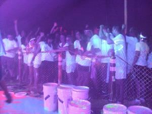 Operation Glow Paint Party Package, Clik Entertainment [DJ, Event, Paint Party Service], Chicago — Operation Glow Package
