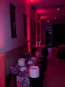 Gold Package for 30 Guests, A Party Hall, Miami