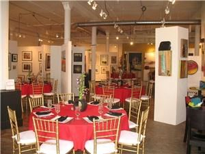 Monday - Thursday Venue Rental, Cannery Art & Design Center, Dayton