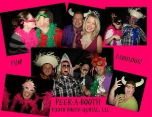 Peek-A-Booth Photo Booth Rental, LLC