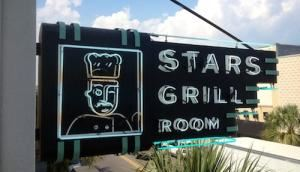 Stars Restaurant-Rooftop Bar & Grill Room