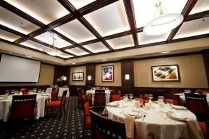 Greenleaf Room, Webster's Prime, Kalamazoo