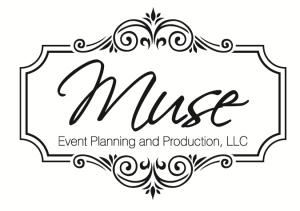 $500 for Day-of-Coordination or $500 off any package over $1,000 including any wedding , Muse Event Planning and Production, LLC, Tacoma — Logo