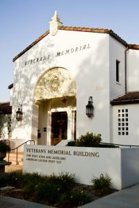 Veterans Memorial Building, Pleasanton