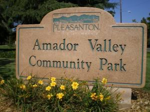 Amador Valley Community Park, Pleasanton