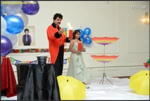 Toronto Magician Raj for Telugu People