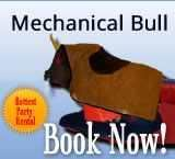 Mechanical Bull Rental New Orleans Louisiana