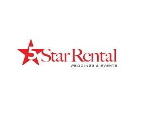5 Star Rental Weddings & Events