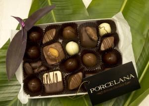 Porcelana Artisan Chococolate