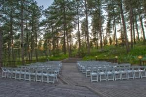 Swan Point, Black Hills Reception And Rentals, Rapid City
