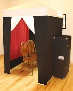 Just Grin & Share It Photo Booth Rentals