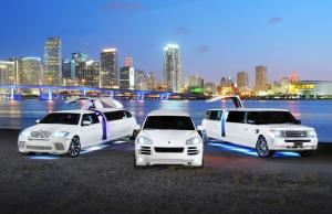 2012 Holidays Specials On Limos, Party Bus, Coach Bus & Yacht Charters Book Now, Prime Time Limos & Luxury Rentals, Miami — Exotic Cars Limos