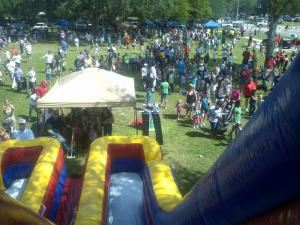 Jumpy King Party Rental
