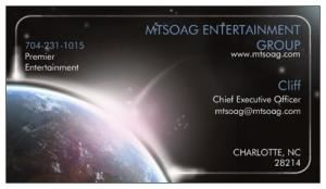 MTSOAG ENTERTAINMENT GROUP LLC