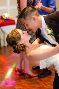 DJ Mystical Michael - Rhode Island DJ & Massachusetts  DJ, Providence — Amazing Bride and Groom First Dancce