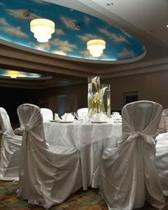 Wedding Package, Hilton Garden Inn South Padre Island, South Padre Island — Banquet hall