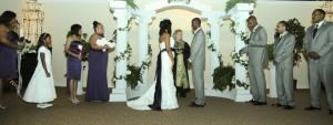 All Day Venue Rental, Ambiance Business And Entertainment Venue, Fayetteville — Ceremonies at Ambiance of Fayetteville