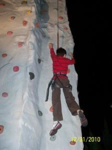 Climb Eagle Rock - Portable Climbing Wall Rentals & More