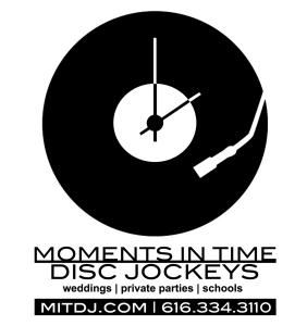 Moments In Time Disc Jockeys