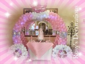 Rosy's Party Decorations, Stockton