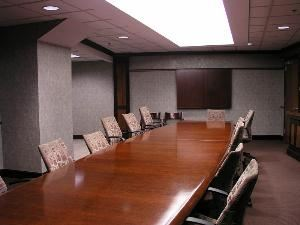 Director's Conference Room, Value City Arena - Jerome Schottenstein Center, Columbus — Director's Conference Room
