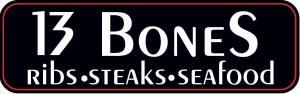 13 Bones Ribs Steaks Seafood