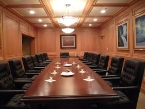 Viking Boardroom, Stein Eriksen Lodge, Park City