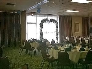 Pompei Room, Howard Johnson Lakeland, Lakeland