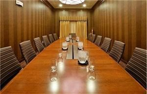Executive Package, Holiday Inn Hotel & Suites McKinney-Fairview, McKinney — 14 Chair Board Room