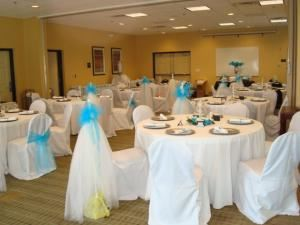 Banquet Room Rental for Up to 35 Guests, Comfort Inn and Suites, Montgomery