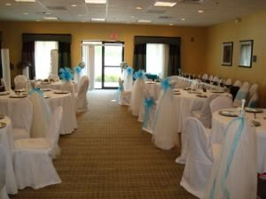 Banquet Room Rental for 50 to 100 Guests, Comfort Inn and Suites, Montgomery