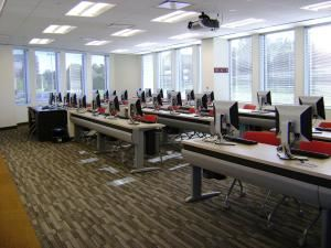Computer Lab 204, DePaul University O'Hare Campus, Chicago
