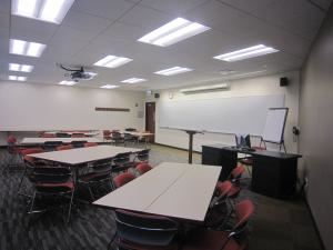 Room 209, DePaul University O'Hare Campus, Chicago