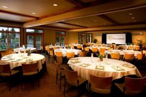 Sammamish Ballroom, Willows Lodge, Woodinville